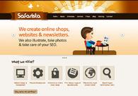 A great web design by Safarista Design, Lincolnshire, United Kingdom: