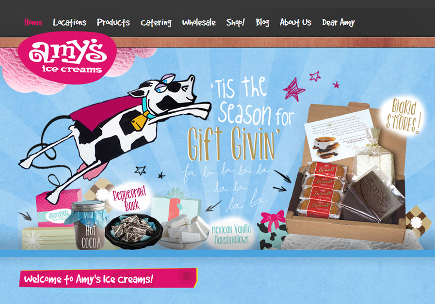 A great web design by Cloudyreason Inc., West Palm Beach, FL: