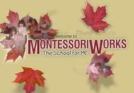 A great web design by Montessori Works, Mississauga, Canada: