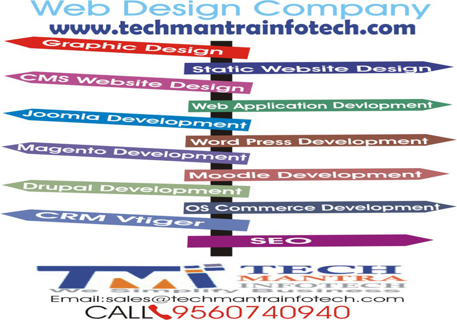 A great web design by Website Designing / Web Application Development / Graphic Design, Delhi, India: