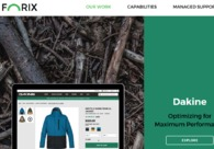 A great web design by Forix Commerce, Portland, OR: Sports & Fitness , Magento