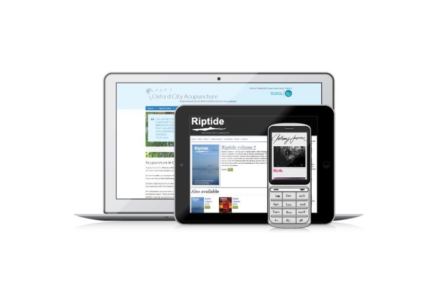 A great web design by NimbleWorks, Bristol, United Kingdom: