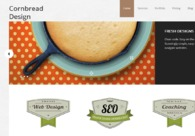 A great web design by Cornbread Design, Colorado Springs, CO: