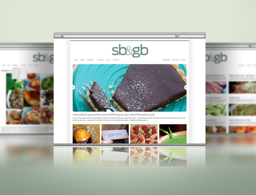 A great web design by Ogmog Creative, Los Angeles, CA: Website, Other, Food & Beverage , Wordpress