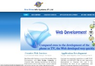 A great web design by Siva Shree Info Systems, Chennai, India: