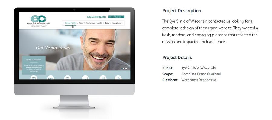 A great web design by Revolution Media Group, San Francisco, CA: Responsive Website, Marketing Website , Biotechnology , Wordpress