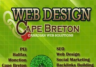 A great web design by Web Design Cape Breton, Cape Breton, Canada: