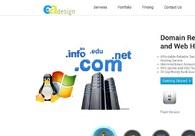 A great web design by Ca Design 24*7 Service, Atlanta, GA: