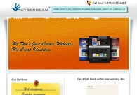 A great web design by Cyberbean, Delhi, India:
