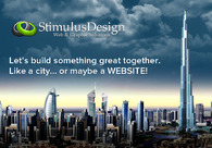 A great web design by Stimulus Web Design, Sharjah Saif Zone, United Arab Emirates: