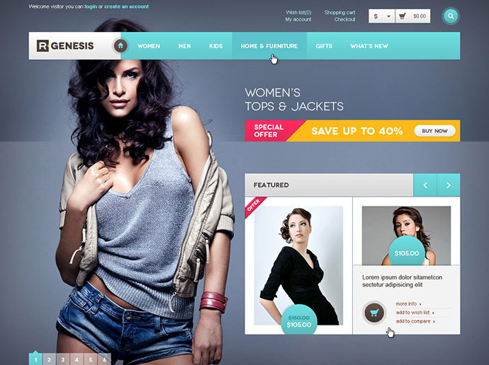A great web design by Honeybee Digital, Mumbai, India: