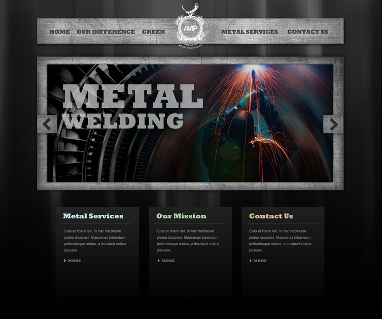 A great web design by InDemand Web Solutions, Los Angeles, CA: