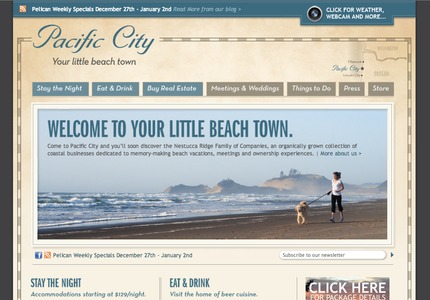 A great web design by GRAYBOX: Website, E-Commerce , Travel , Drupal