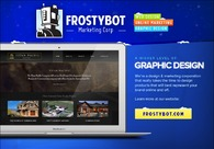 A great web design by Frostybot Marketing Corp., Kelowna, Canada: