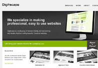 A great web design by Digitscape.com, Toronto, Canada: