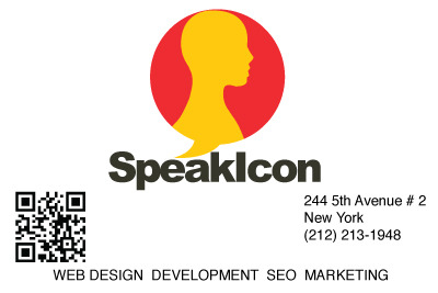 A great web design by SpeakIcon, New York, NY: