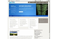 A great web design by WiseBiz, Toronto, Canada: