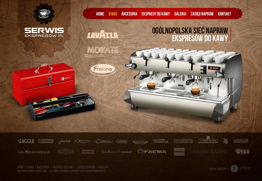 A great web design by 2fresh Design Studio, Szczecin, Poland: