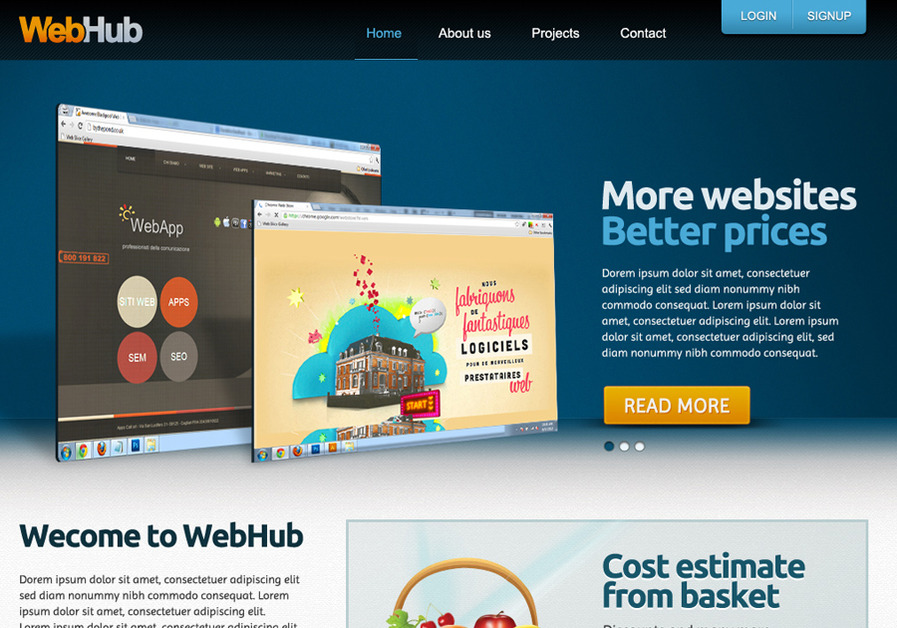 A great web design by Responsive-pixel.com, Kathmandu, Nepal: