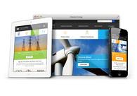 A great web design by Brunello Inc. , Boston, MA: Responsive Website, Marketing Website , Energy , Drupal