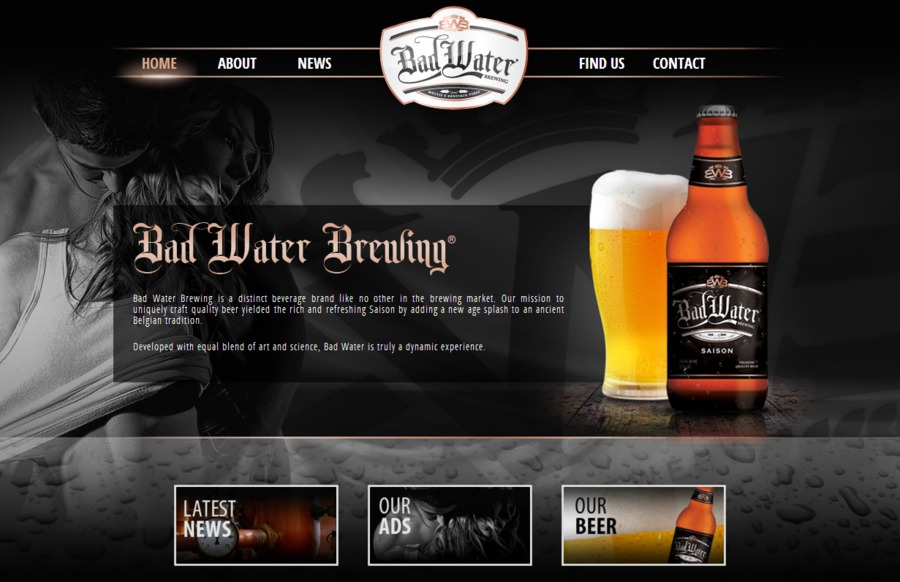 A great web design by Point & Click, Phoenix, AZ: