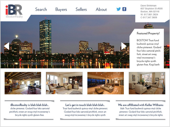 A great web design by Hekkmart, Boston, MA:
