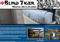 A great web design by SNX Designs, Phoenix, AZ: