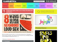 A great web design by Clic, Caracas, Venezuela: