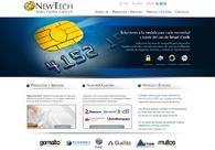 A great web design by BMT, Caracas, Venezuela: