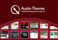 A great web design by Austin Themes, Austin, TX: