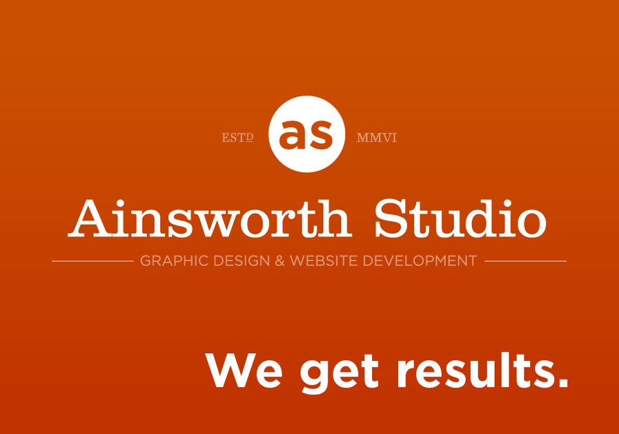 A great web design by Ainsworth Studio, Tacoma, WA: