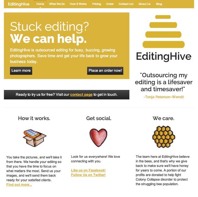 A great web design by Mount Creative Web Design, Johnson City, TN: