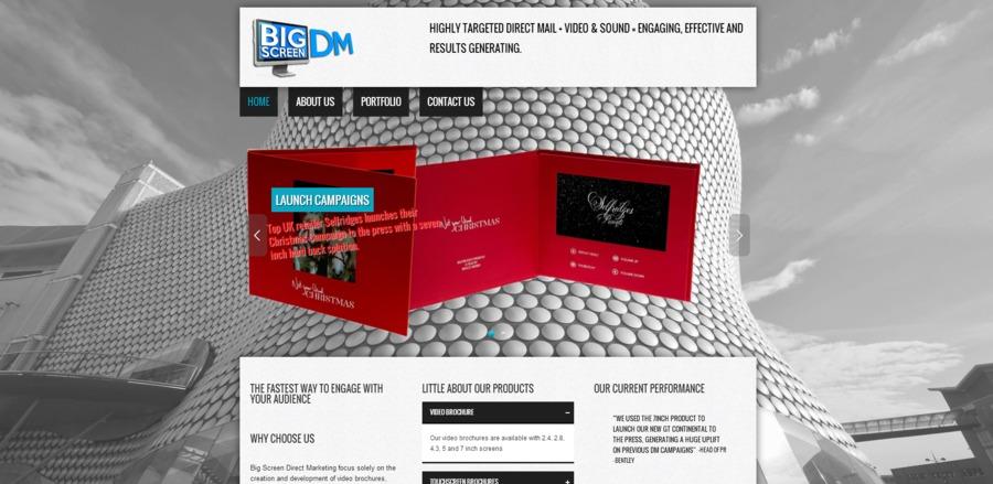 A great web design by Tree Frog International, Birmingham, United Kingdom: