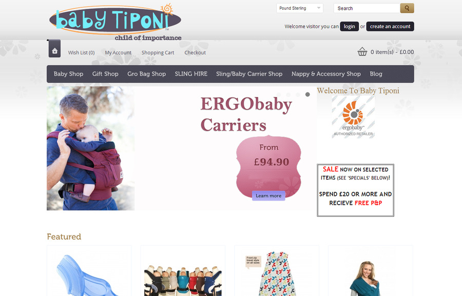 A great web design by BabelFish Designs, Poznan, Poland: