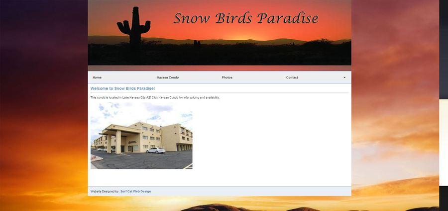 A great web design by Surf Cat Web Design, Orange County, CA: