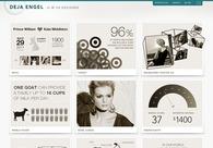 A great web design by Deja Engel Design, Austin, TX: