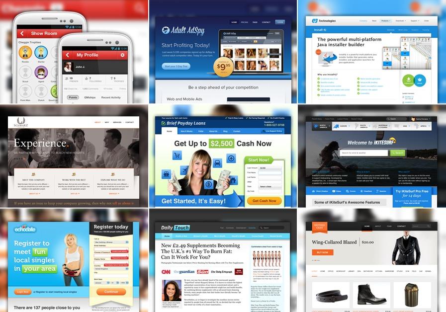 A great web design by CustomPsds, San Jose, Costa Rica: