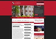A great web design by Happy Catfish, Jackson, MS: