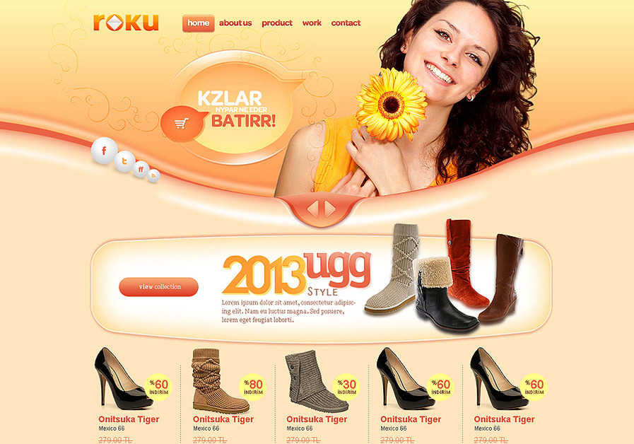 A great web design by 1RENK, Istanbul, Turkey: