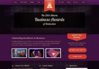 A great web design by Thinkmojo, Edmonton, Canada: