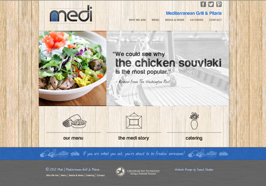 A great web design by Snoack Studios, Grand Island, NE: