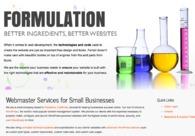 A great web design by Pasadena Web Works, Los Angeles, CA: