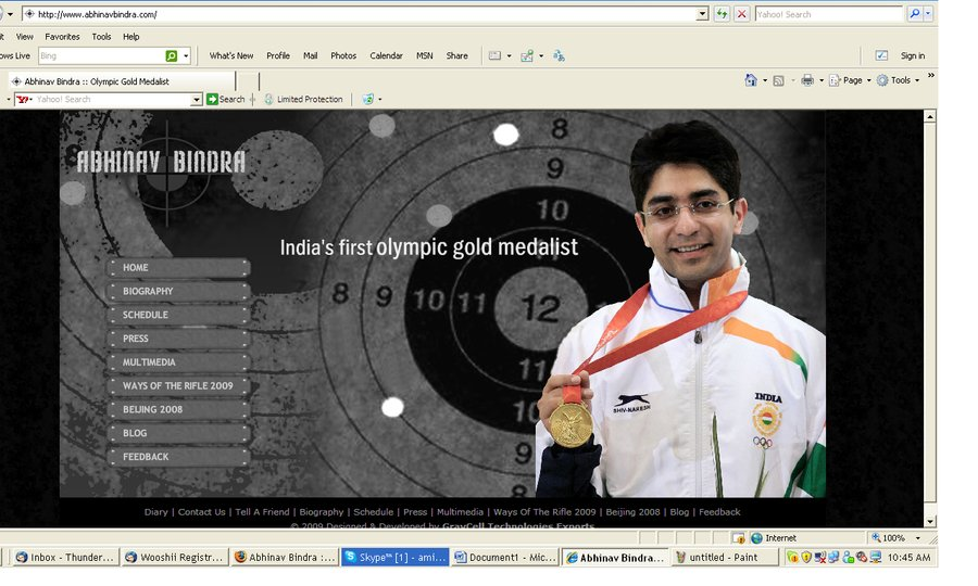 A great web design by GrayCell Technologies Exports, Chandigarh, India: