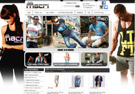 A great web design by eStore Seller, Wyandanch, NY: Website, E-Commerce , Sports & Fitness , Design Only