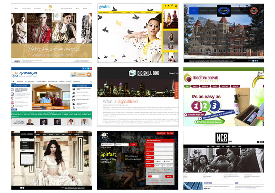 A great web design by Lexolution IT Services, New Delhi, India: Website, Portfolio , Technology , PHP