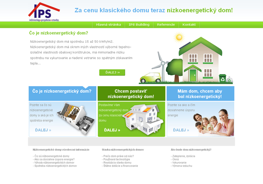 A great web design by Annamaria Borsche, Budapest, Hungary: