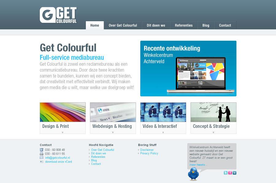A great web design by Get Colouful, Utrecht, Netherlands: