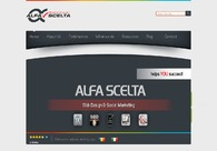 A great web design by Alfa Scelta, Turin, Italy: