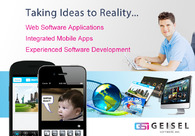 A great web design by Geisel Software, Boston, MA: