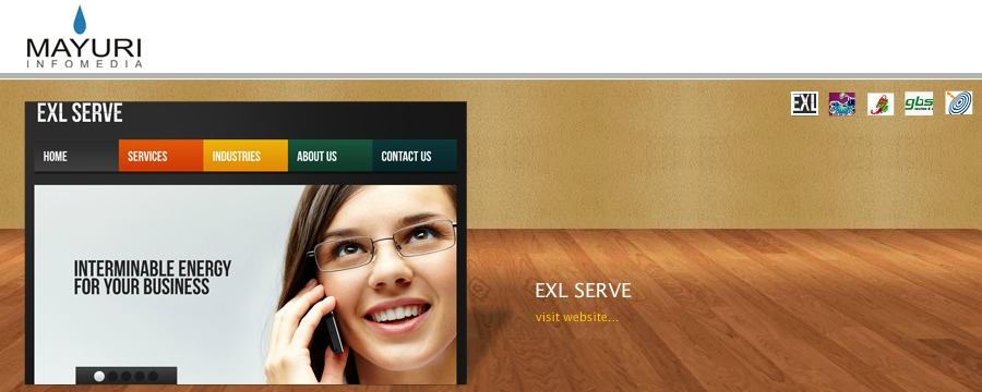 A great web design by Mayuri Infomedia, Chennai, India: